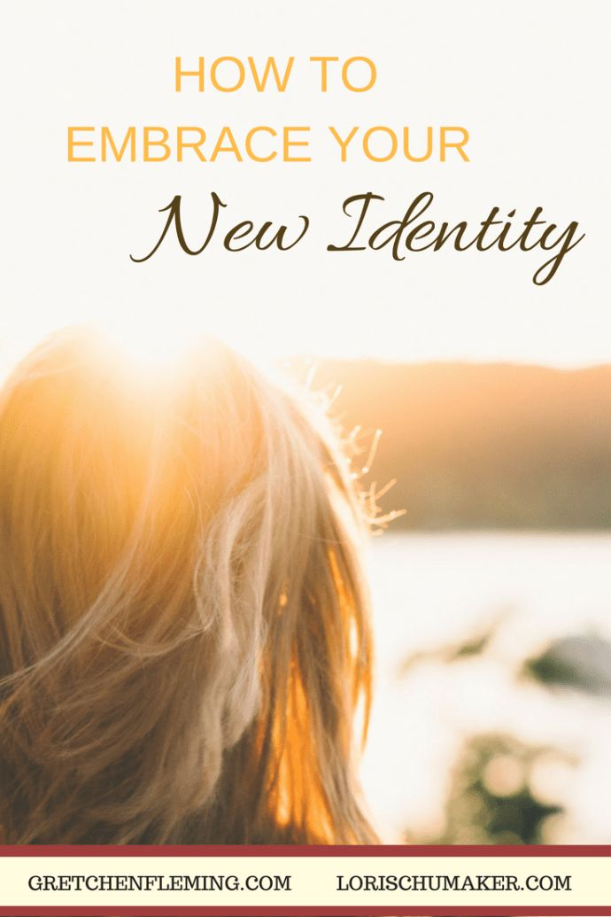 Identity is a HUGE deal to us as women - especially as believers in Christ. What does the Bible say about identity? How can we understand who we are in Christ Jesus? How can we learn to embrace a new and a wonderful identity? Find out today on the blog. We'd love for you to stop by for a visit!