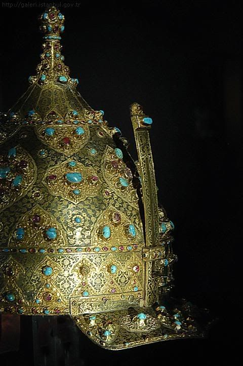 Topkapi Palace - home of the collection of Ottoman Treasures