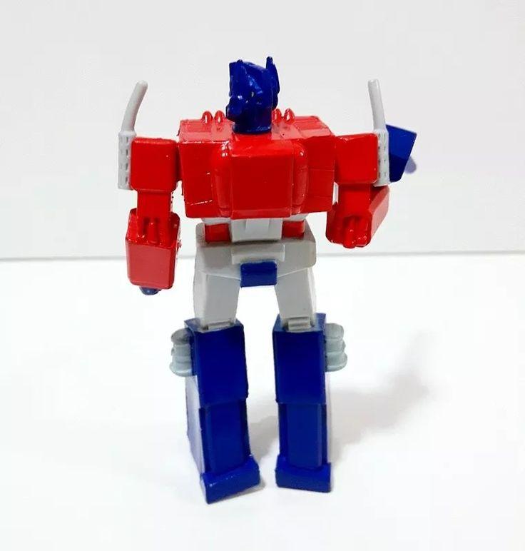 Boneco Transformers Optimus Prime - Hasbro 2013 - 12cm - R$ 39,90 em Mercado Livre