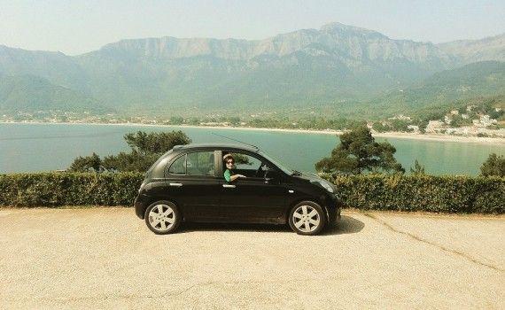 İster arabayla ister gemiyle. Yunanistan'a nasıl gidelim? diyenlere.   LokalTurist #travel #arabaylayurtdışı