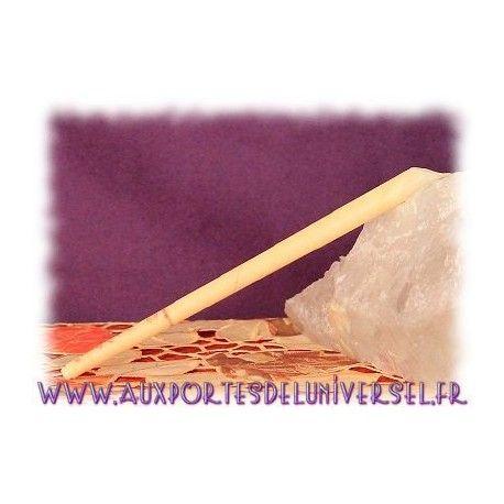 Bougie auriculaire ou bougie Hopi sur la boutique ésotérique en ligne Aux portes de l'Universel