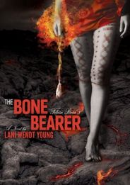 The Bone Bearer (The Telesa Series Book 4)  The thrilling, breathlessly anticipated conclusion to The Telesa Series. Leila's selfless act at the closing of 'When Water Burns,' unleashed the demonic fury of Pele the Fire Goddess and now Daniel must fight an epic battle to free the one he loves. Unlikely allies come to his aid as a group of troubled elementals try to overcome their differences and work as a team to save their friend. But Pele's awakening has caused cataclysmic fear…