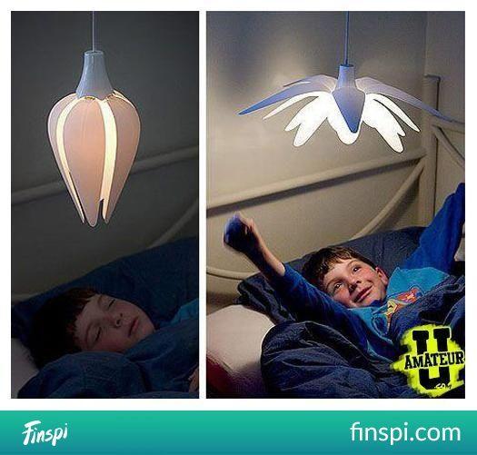 lampa funkcyjna #wnętrze