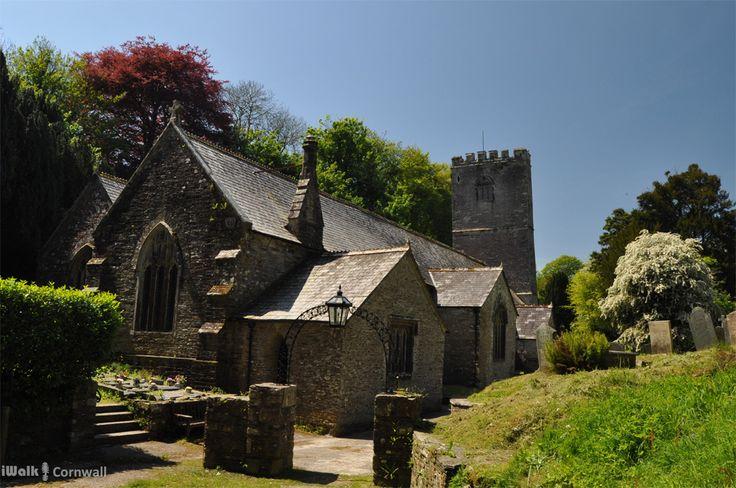St Breock Church, Cornwall
