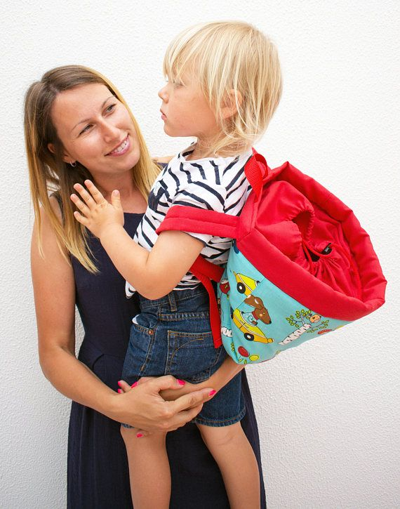 Storage & Organization Backpack for Toy Backpack Cute Fabric