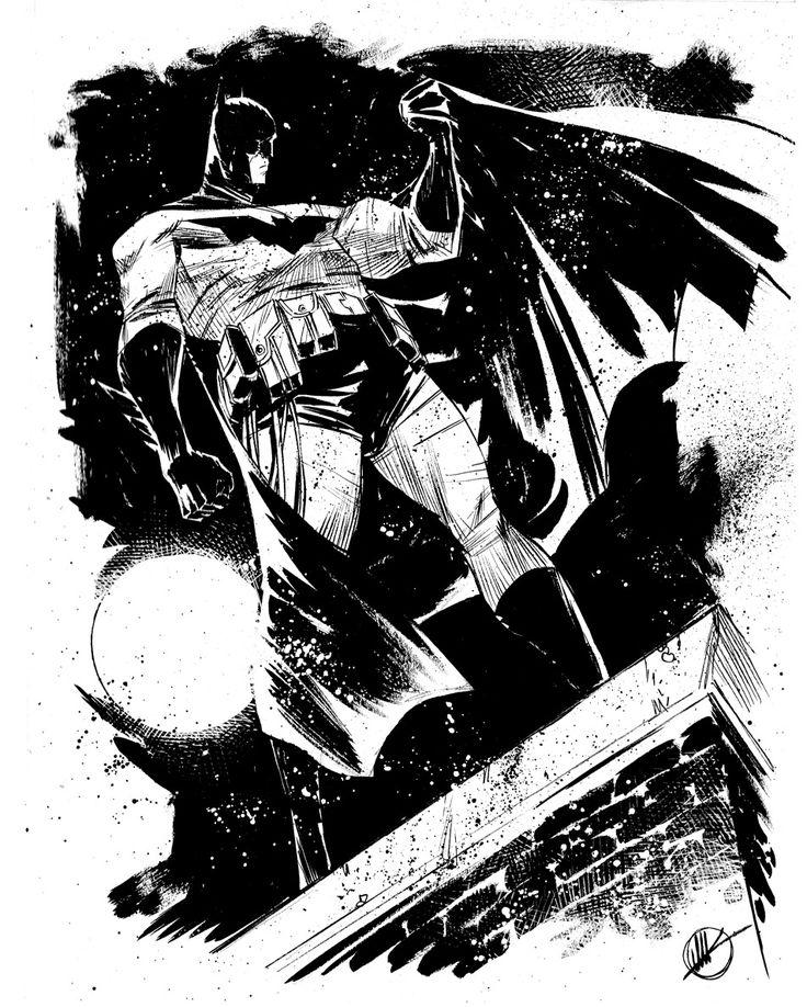 Batman by Matteo Scalera
