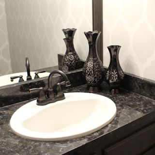 How To Paint Laminate Bathroom Countertops