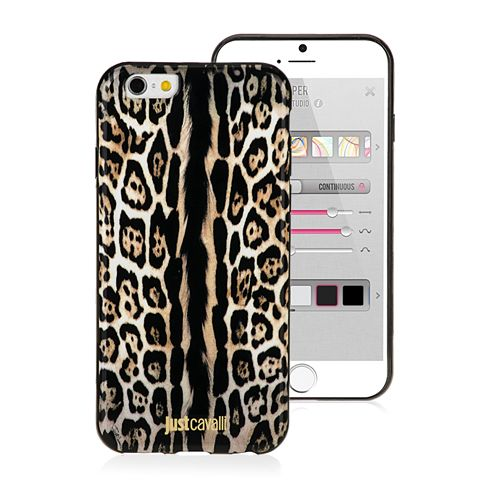 Fashion Leopard Designer Case for iPhone 6 #iphone6 #case #protective #cover #iphonecase #newiphone #cellz #justcavalli #famousbrand