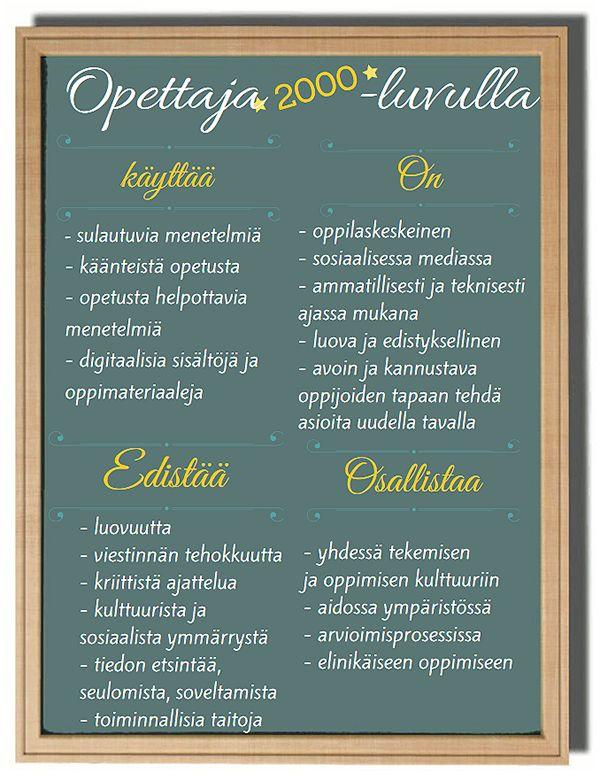 Opettaja ja digitaidot   Lyseo.org blogi  #huoneentaulu