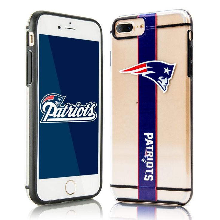 PROSPORT Hydro Clear iPhone 7 Plus Case - NEW ENGLAND PATRIOTS