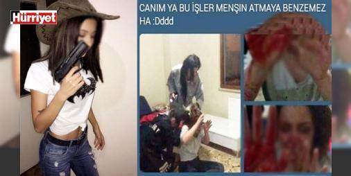 Genç kızların burun kırmalı kavgası! Sosyal medya bu görüntüleri konuşuyor: Trabzon'da sosyal medya üzerinden tartışan ve ardından randevulaşan üniversite öğrencisi kızlar kavga etti. Kavgaya karışan 5 üniversite öğrencisi genç kız gözaltına alındı.