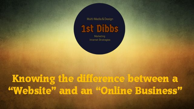 We know the differnce. Do you?  Follow us on twitter @1stdibbsmm