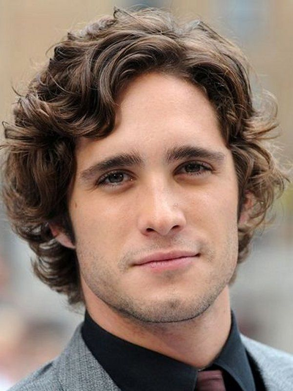 Mens Wavy Hairstyles 21 wavy hairstyles for men How To Style Short Hair Men Mens Wavy Hairstylesmens