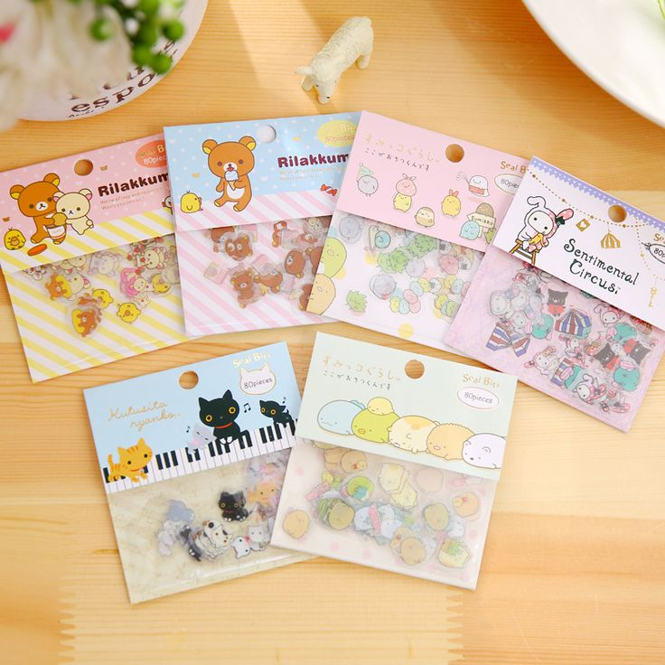 Cheap office supplies, Buy Quality cat sticky notes directly from China sticky notes Suppliers: 80pcs/pack Cats Sticky Notes Post It Note Paper Kawaii Rilakkuma Cute Sumikko Gurashi Sticker School Papeleria Office Supplies