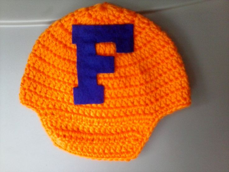 Florida Gators baseball style cap by 1ThatsSewAlicia on Etsy, $12.00