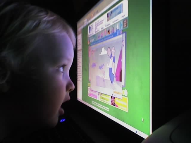 Free Software for Children   who want to use the computer   but can't yet use a  mouse.  This educational software is made for children 18 months to 6 years of age  (or higher for children struggling with language delays due to autism or other causes)...