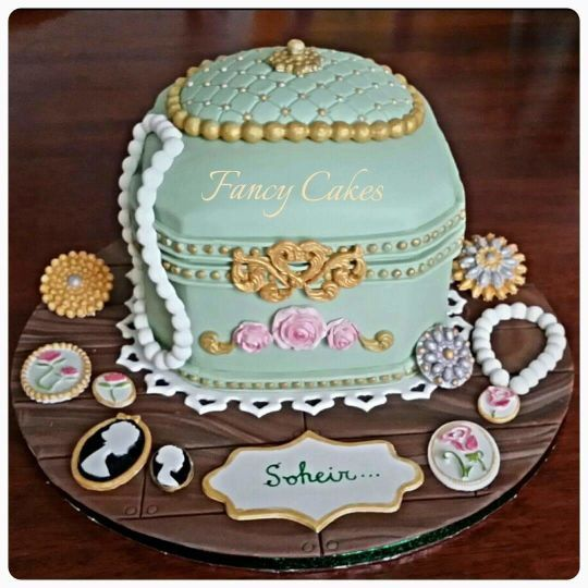 111 best Cake ideas for Beading Jewelry Making Birthday Parties