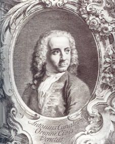 Canaletto - Giovanni Antonio Canall