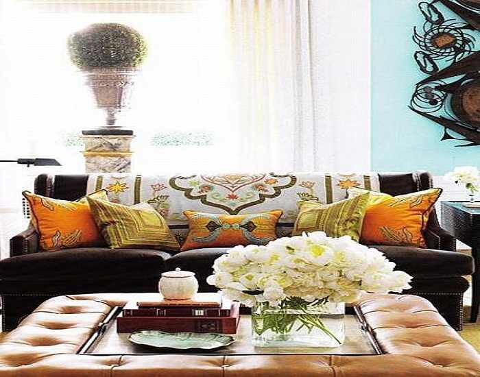 Tips To Select Decorative Sofa Pillows, Large Sofa Pillows, Sofa Pillow  Covers ~ Home Design Part 22