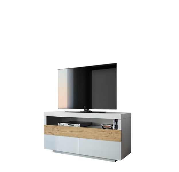 meuble tv haut de niche