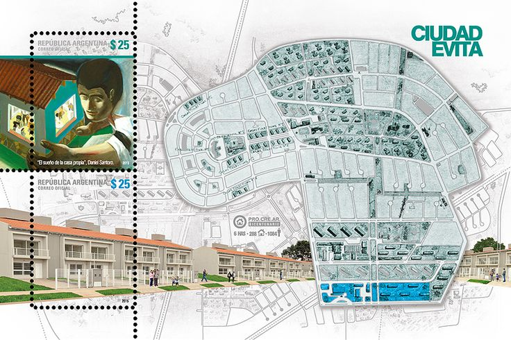 COLLECTORZPEDIA Ciudad Evita