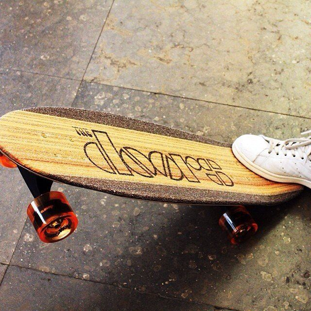 Doors Skateboard