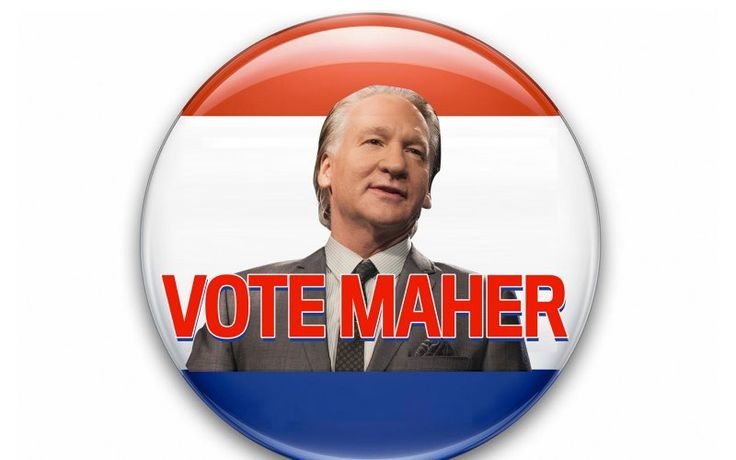 Bill Maher for Congress? My new The Daily Beast article re is Bill Maher +other comics on path to run for office? Plus I reveal some secrets about political comedians (including myself) Hope u check it out. Thx
