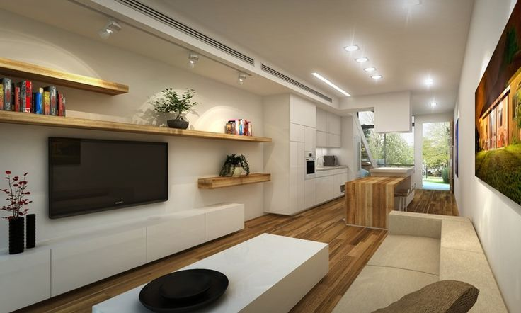 Long narrow house design ideas 28 images long narrow for Singlex house design