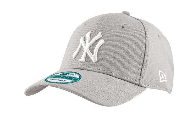 Casquette ny 9forty grise enfant