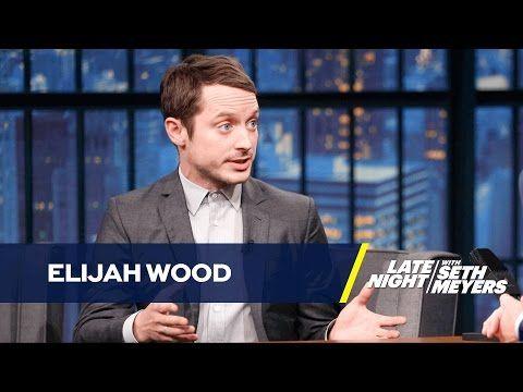 Elijah Wood's DJ Name Is Not DJ Frodo - YouTube
