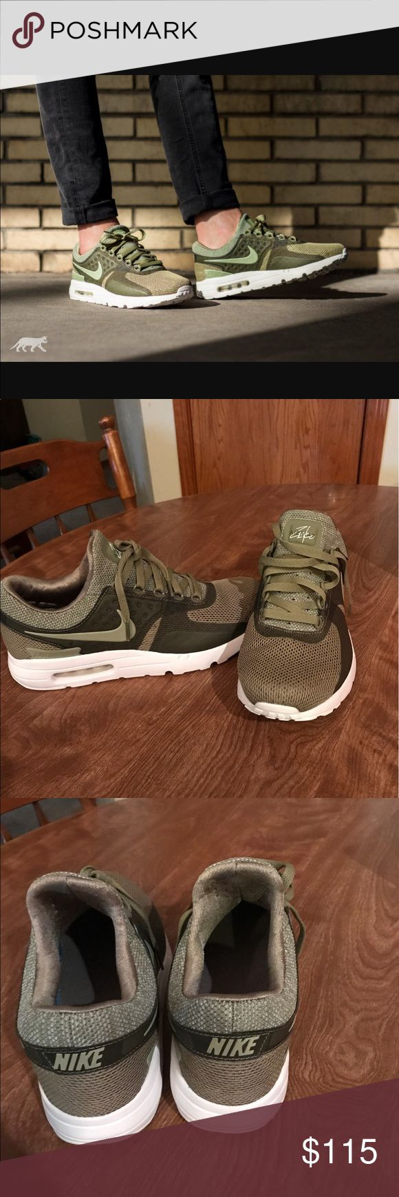 Brand New Men's Air Max. Super Cool Color. Brand New Authentic Nike Air Max. Everything I sell ships the same day or nest day. Buy from me with confidence. Please go see my stats. Thanks for stopping by. Nike Shoes Sneakers