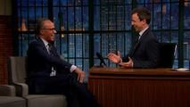 Lester Holt Talks Stefan Following in His Footsteps - http://www.nbcchicago.com/news/local/Late-Night-Lester-Holts-Son-Is-Following-in-His-Footsteps-365740001.html