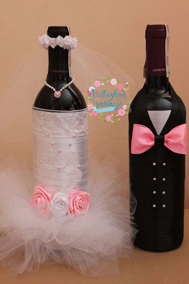 25 unique decorated bottles ideas on pinterest for What kind of paint to use for wine bottles