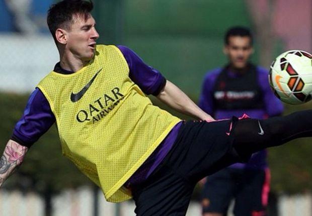 Bintang Barcelona (Lionel Messi) Punya Tato Baru - Jika sudah memiliki sebuah tato, sulit untuk tak menambah lagi. Rasa-rasanya...