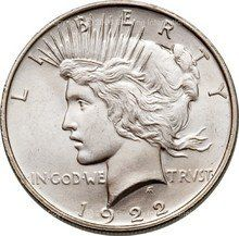 Silver Dollar Values: Morgan Silver Dollars And Peace Silver Dollars