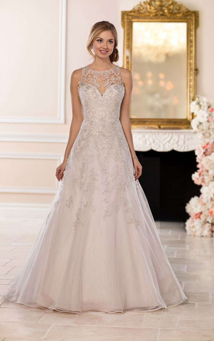Bridal Gown Available at Ella Park Bridal | Newburgh, IN | 812.853.1800 | Stella York - Style 6553