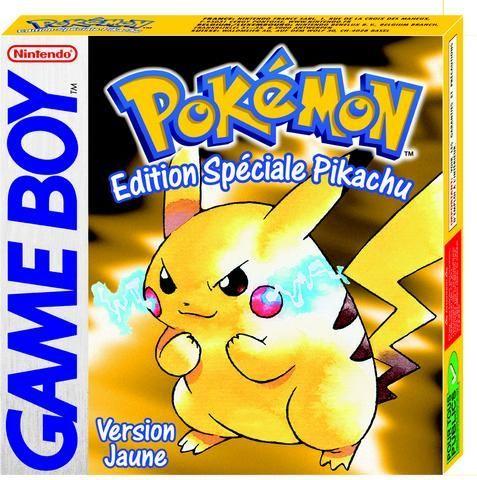 J'AI ! Pas cette version mais deux autres, offert par ma meilleure amie pour Noël ! Pokémon Jaune pas cher - Achat vente - PriceMinister