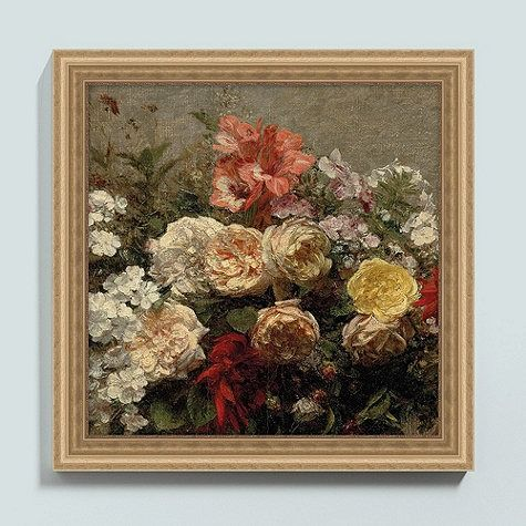 Timeless Bouquet Art