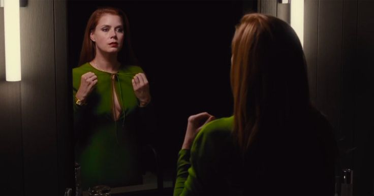 Watch the Nocturnal Animals Trailer If You Like Looking at Amy Adams in Nice Clothes and Jake Gyllenhaal Without Them