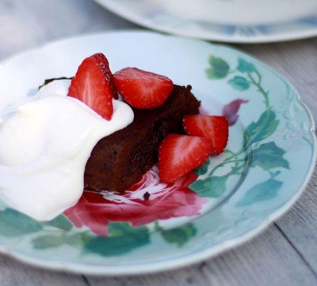 Leilas franska chokladtårta | Recept.nu