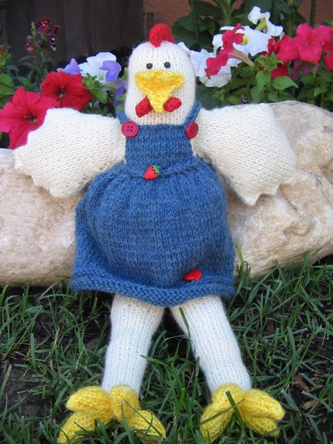 76 besten Knitted Toys Bilder auf Pinterest   Garn Handwerk ...