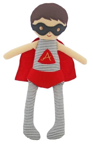 Doll - Super Hero - so cute for a super-boy!