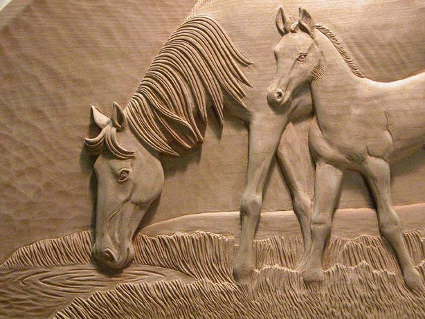 Best wood carvings ideas on pinterest sculpture