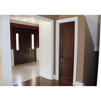 Contemporary Interior Doors Alder Trim | Around the House ...
