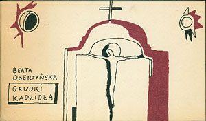 Grudki kadzidła, Beata Obertyńska, Znak, 1987, http://www.antykwariat.nepo.pl/grudki-kadzidla-beata-obertynska-p-14465.html
