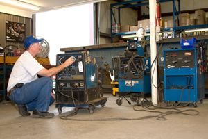 Did you know that Sidney Lee Welding Supply Incorporated is an authorized service center for Miller warranty repairs? We employ two full-time certified technicians, are able to service all makes and models of machines, and we have the ability to work on engine driven machines as well as electric welding machines and plasma cutters. Contact us if you need equipment serviced today!  http://sidneylee.com