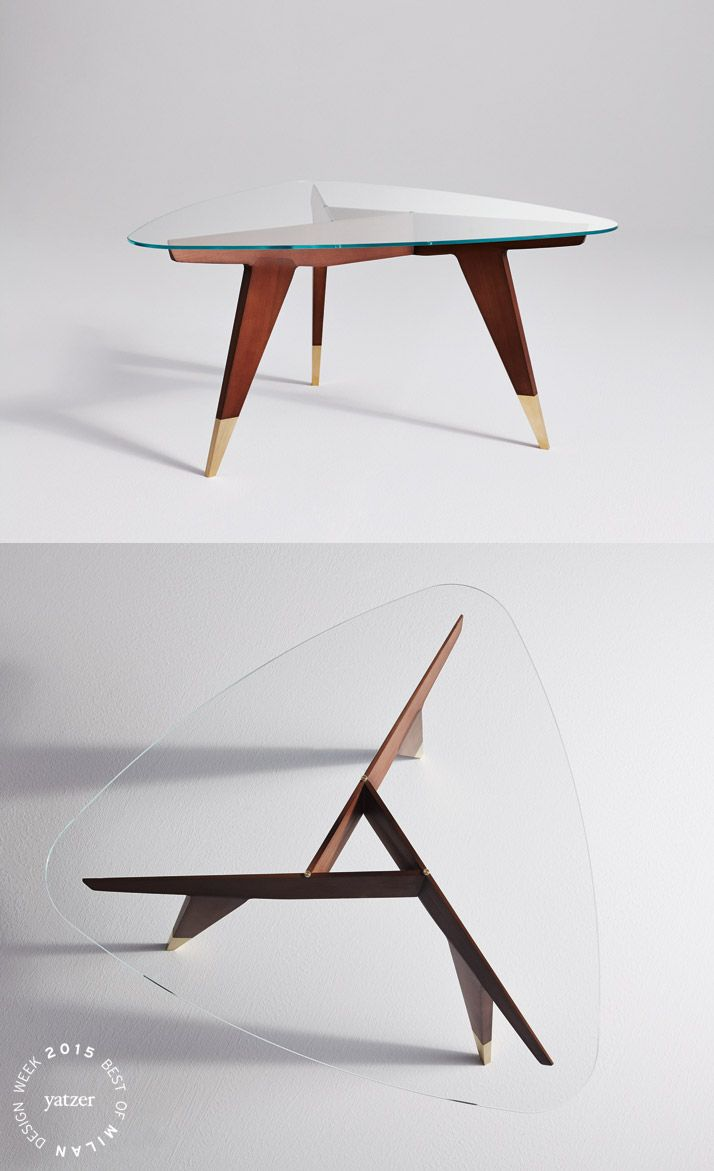 Design Tables 163 coffee table designdesign Best Of Milan Design Week 2015