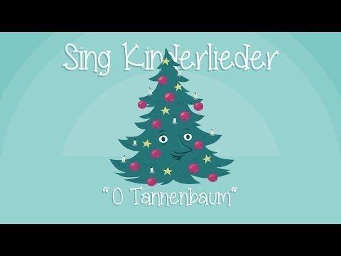 O Tannenbaum - Weihnachtslieder zum Mitsingen | Sing Kinderlieder - YouTube