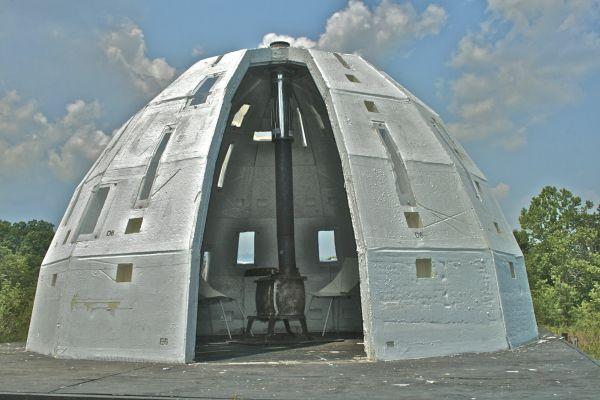 Foam Dome Home in Batesville by Seth Denizen 02