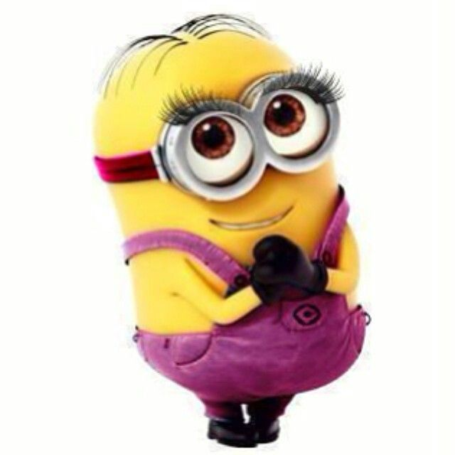 Wann wird er mir den ersten Kuß schenken, dachte sich Minionette?